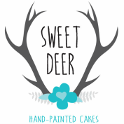 Sweet Deer  Hand-Painted Cakes